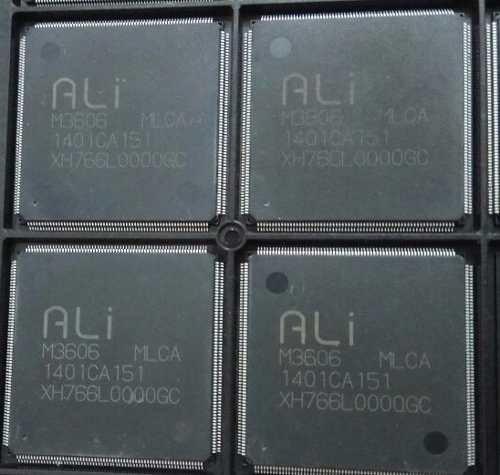 Ci Smd Processador Ali M3606 Mcla
