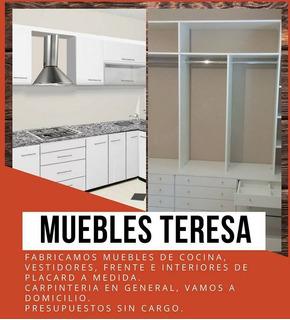 Muebles De Cocina A Medida Presupuestos Sin Cargo en Mercado ...