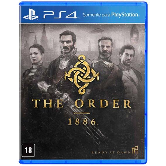 The Order: 1886 - Ps4 (semi-novo) Totalmente Em Inglês