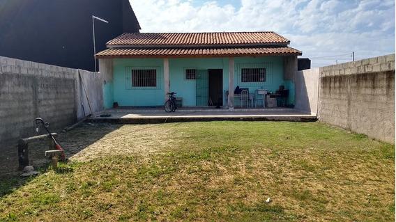 Edicula Com Terreno Medindo 280 Metros Lado Praia Itanhaém