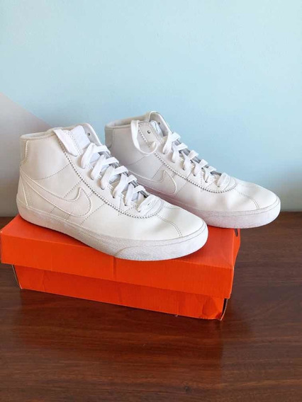 Tênis Nike Sb Bruin High Feminino - Branco Tam. 38