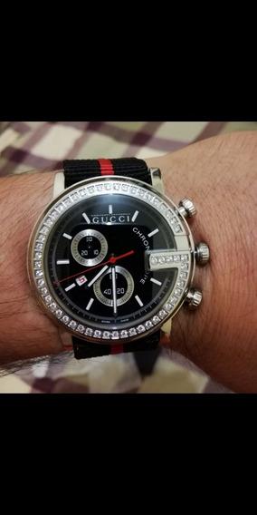 Reloj Gucci Diamantes.