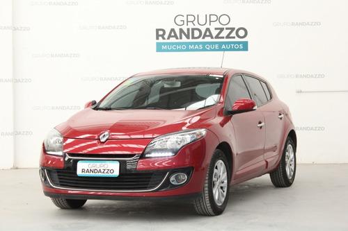 Renault  Megane  3  2.0 16v Luxe  2013         La Plata  334