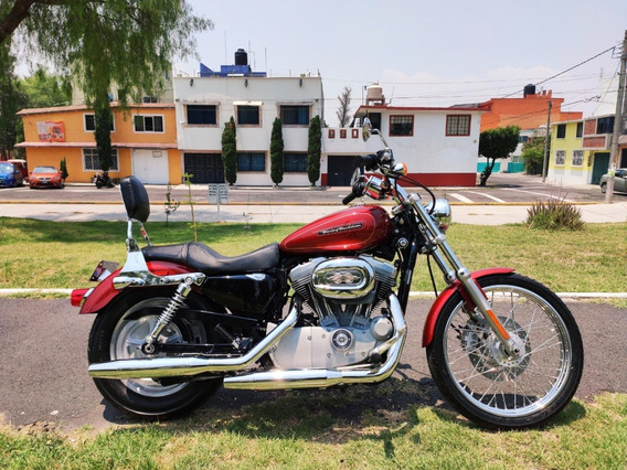 Harley Davidson Sportster Custom 883cc