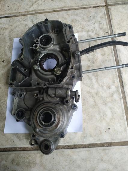 Carcaça Do Motor Da Crf 250 Lado Esquerdo