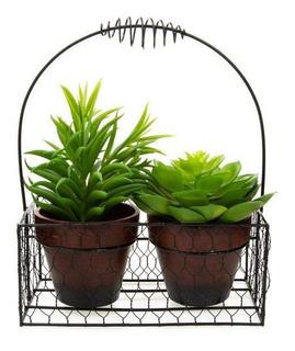Set De Plantas Artificiales Turin Pm-4249033