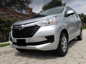 Toyota Avanza Premium Automática 2016