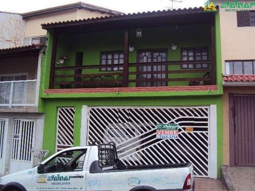 Imagem 1 de 23 de Venda Sobrado 3 Dormitórios Jardim City Guarulhos R$ 585.000,00 - 31664v