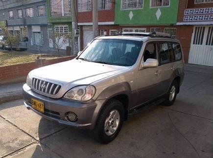 Hyundai Terracan Gl 2004