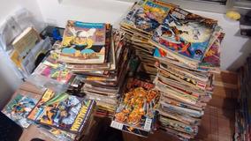 Superaventuras Marvel Coleção Quase Completa 120 Revistas
