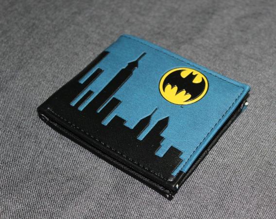 Cartera Bioworld Batman Dc Comics Estilo 13