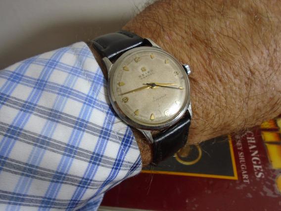 Relógio Seiko Marvel 1957 Raro Coleção
