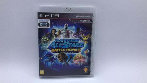 Playstation All-stars Battle Royale - Ps3 - Mídia Física