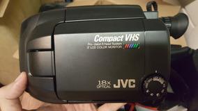 Filmadora Jvc Zoom De 18x -mod Gr Axm10. Leia O Anuncio Todo