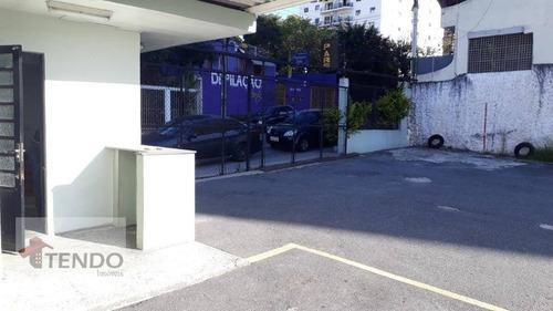 Imagem 1 de 15 de Imob01 - Terreno 511 M² - Venda - Jardim - Santo André/sp - Te0011