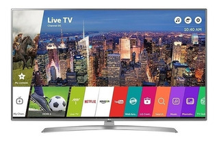 Tv Smart 55 Lg Ultra Hd 4k Netflix Uk6550