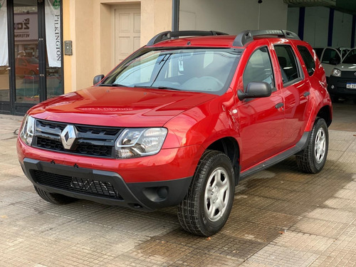 Renault Duster 2021 1.6 Ph2 4x2 Expression