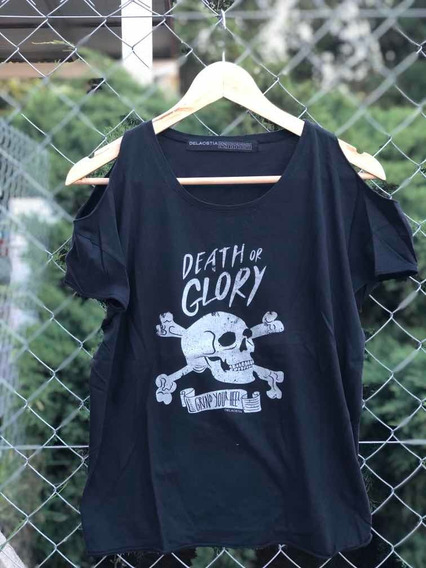 Remera De La Ostia Death Or Glory