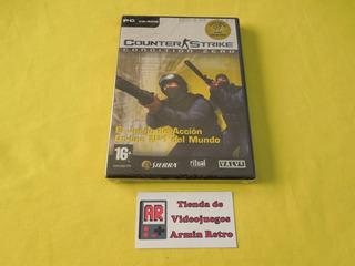 Juego De Pc Counter Strike Condition Zero Pc *sellado*