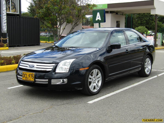 Ford Fusion Se At 3000cc Aa Ct Fe