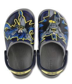 Sandália Crocs Do Batman N° 4
