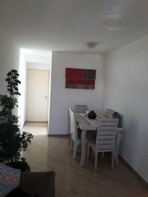 Apartamento Residencial À Venda, Vila Carrão, São Paulo. - Ap3990