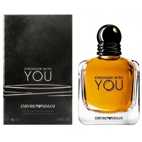Perfume Giorgio Armani Emporio Stronger With You Edt 50ml