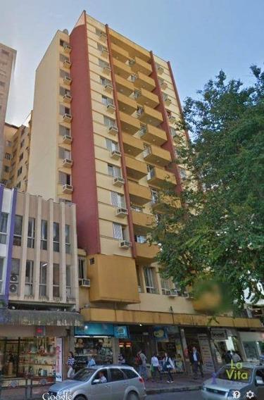 Aconchegante Apartamento No Edifício Edelweise No Centro - Ap0830