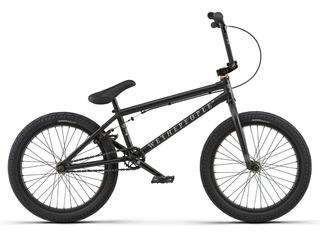 Bicicleta Bmx Rodado 20 Wtp Arcade Negra Y Tornasolado 2018