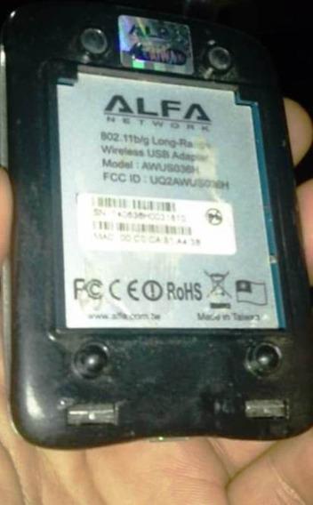 Alfa Network Wifi