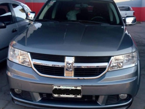 Dodge Journey 2.4 Sxt Atx (3 Filas)+dvd+techo 2011