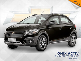 Onix 1.4 Mpfi Activ 8v Flex 4p Manual