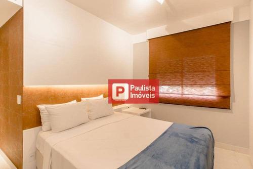 Apartamento Para Alugar, 80 M² Por R$ 7.250,00/mês - Pinheiros - São Paulo/sp - Ap30479