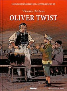 Clássicos Da Literatura Em Quadrinhos- Oliver Twist/ Pé Da