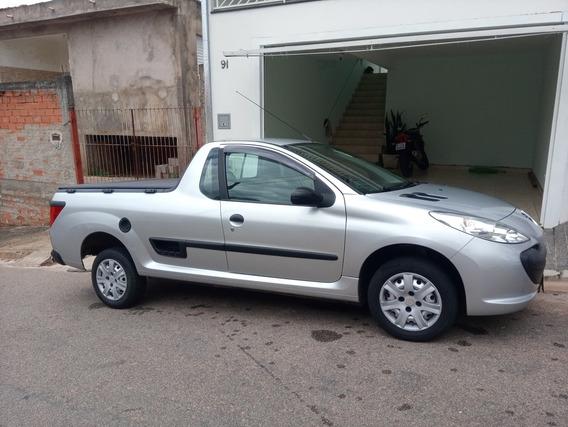 Peugeot Hoggar 1.4 X-line Flex 2p 2012