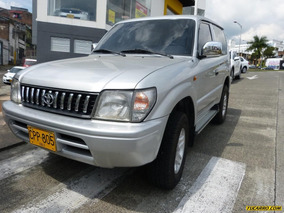 Toyota Prado Sumo Unlimited Mt 2700cc 3p
