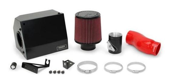 K/&N Air Filter 01-05 Honda Civic Automatic 1.7L Red Cold Air Intake