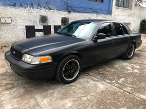 Ford Crown Victoria 4.6 S8a Police Interceptor 2004