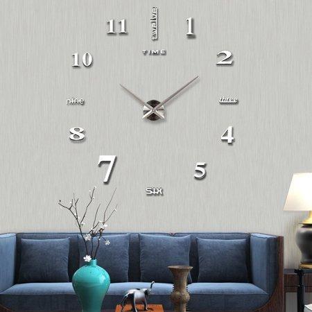 Reloj De Pared Digital Moderno Reloj De Pared En Mercado Libre Mexico