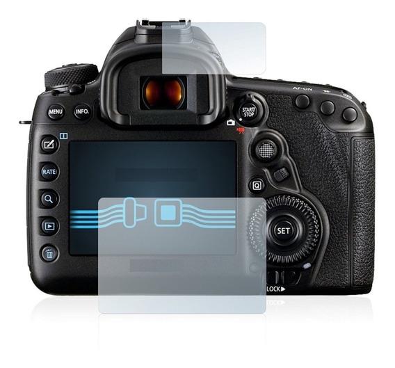 Dupla Lcd Gde + Peq Película Savvies Canon 5d Mark Iv 5dm4