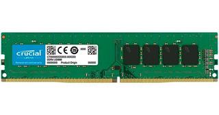 Memoria Ram Ddr4 8gb 2400mhz Pc Dual Crucial Ct8g4dfd824a