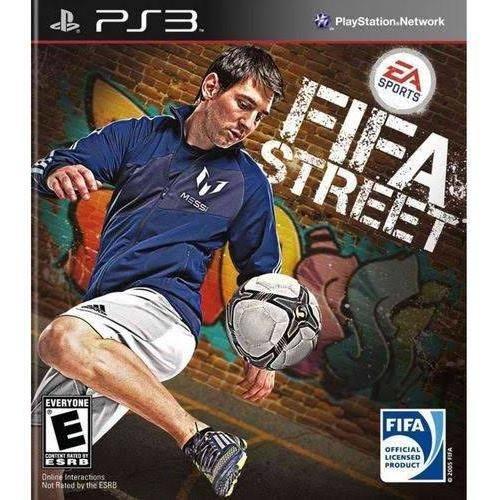 Ea Sports Fifa Street Ps3 Psn Envio Já Jogo