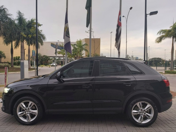 Audi Q3 - 2017 1.4 Tfsi Ambiente Gasolina 4p S Tronic