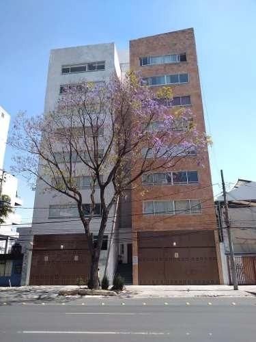 Departamento En Renta En Av. Cuauhtémoc, Benito Juárez