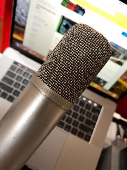 Microfone Geffel 92.1s Valvulado