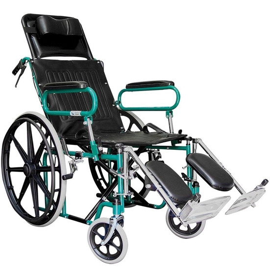 Silla De Ruedas Reclinable Marca Medical Store Envio Gratis