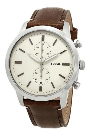 Relógio Fossil Townsman Fs5350/2bn