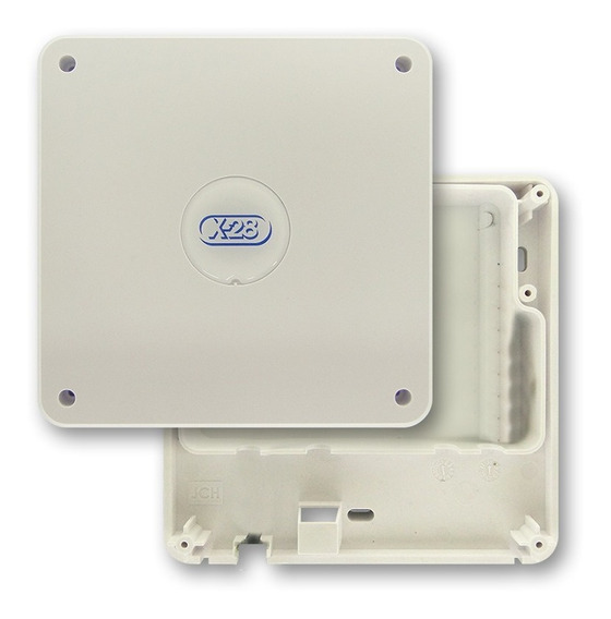Caja De Conexión Cctv X-28 - 100% Estanca