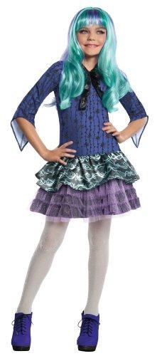 Monster High Twyla Costume, Pequeño