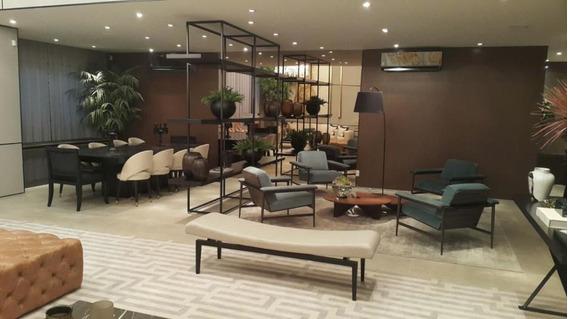 Apartamento Para Venda Em São Paulo, Vila Olimpia, 4 Dormitórios, 4 Suítes, 6 Banheiros, 4 Vagas - 1306